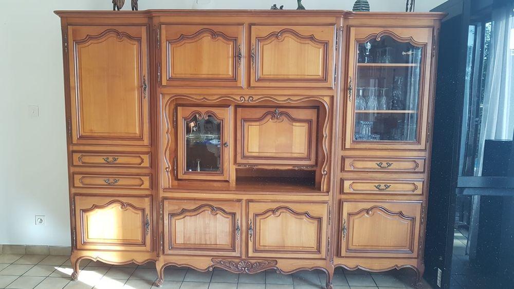 ensemble de meubles de salle à manger bois merisier 290 Villaz (74)