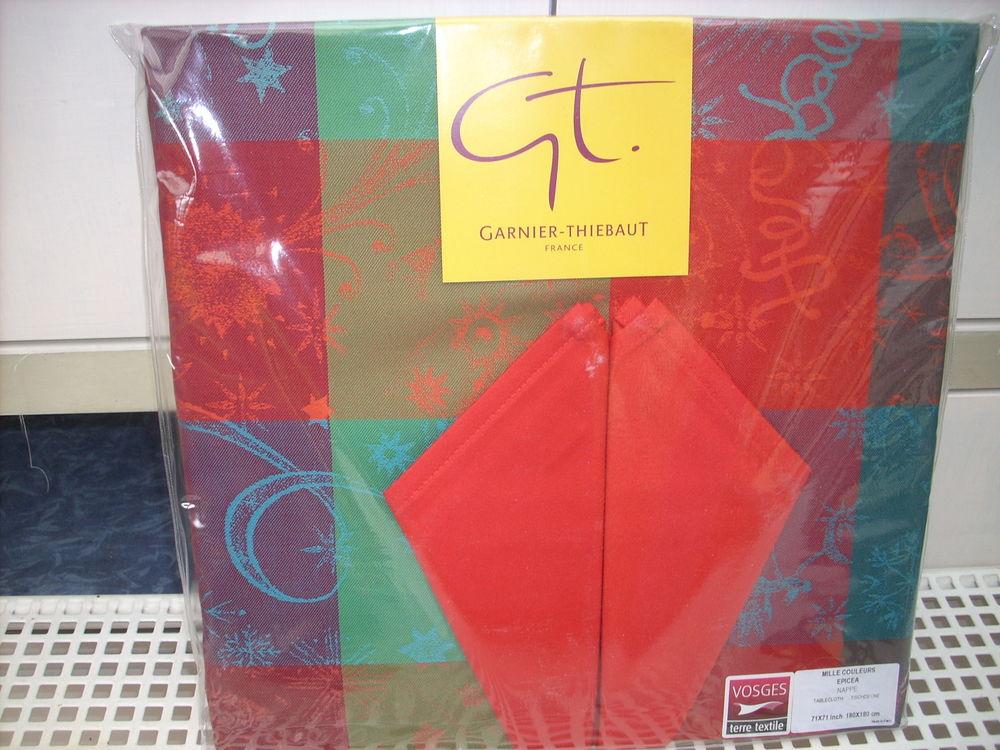 Achetez ensemble nappe et neuf revente cadeau annonce for Ensemble nappe et serviette de table