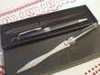 Ensemble neuf stylo coupe papier stylé N°139
