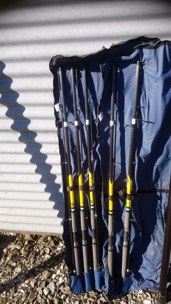 Ensemble pêche mer  900 Vanzay (79)