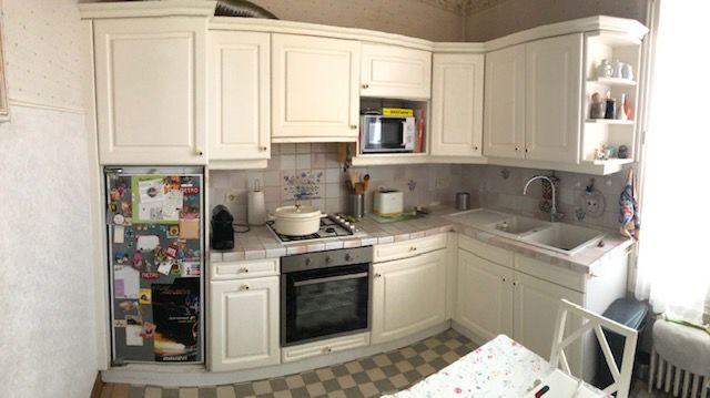 Ensemble de portes de cuisine en Médium blanc 200 Asnières-sur-Seine (92)