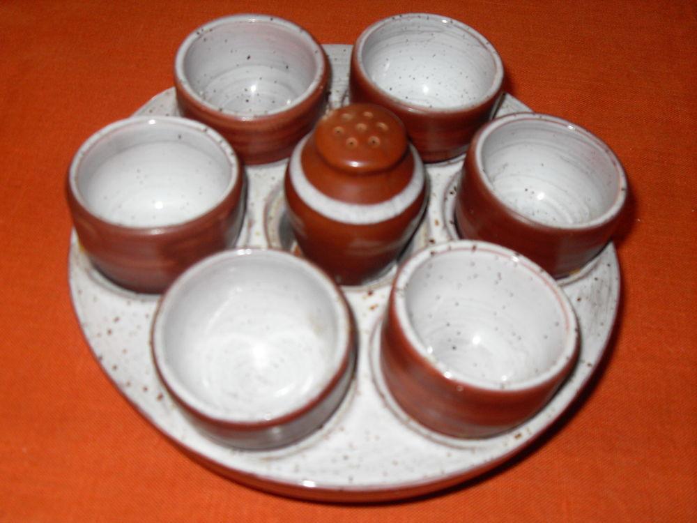 ensemble pour presenter des ?ufs ou sauce 12 Couëron (44)