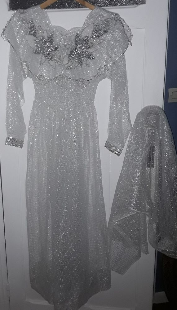 Ensemble robe orientale traditionnelle 60 Lille (59)