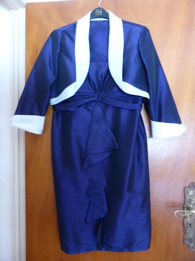ensemble robe et veste bolero   0 Hennezel (88)