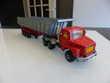 ensemble  routier (tracteur + semi-remorque