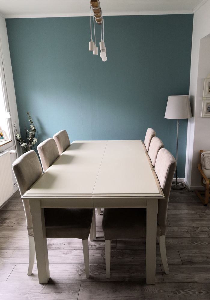 Ensemble salle à manger table chaise et buffet 400 Thumeries (59)