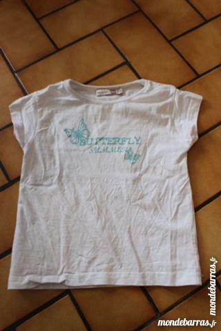 Ensemble t-shirt papillon et legging gris 10 Wervicq-Sud (59)