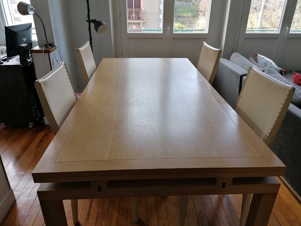 Ensemble table, chaises, buffet et console Roche Bobois  0 Ax-les-Thermes (09)