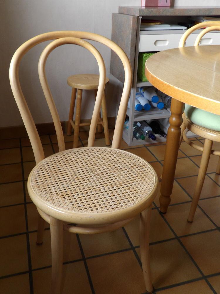 Ensemble table et chaises de cuisine 100 Pessac (33)