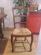 Ensemble table ronde et 4 chaises Meubles