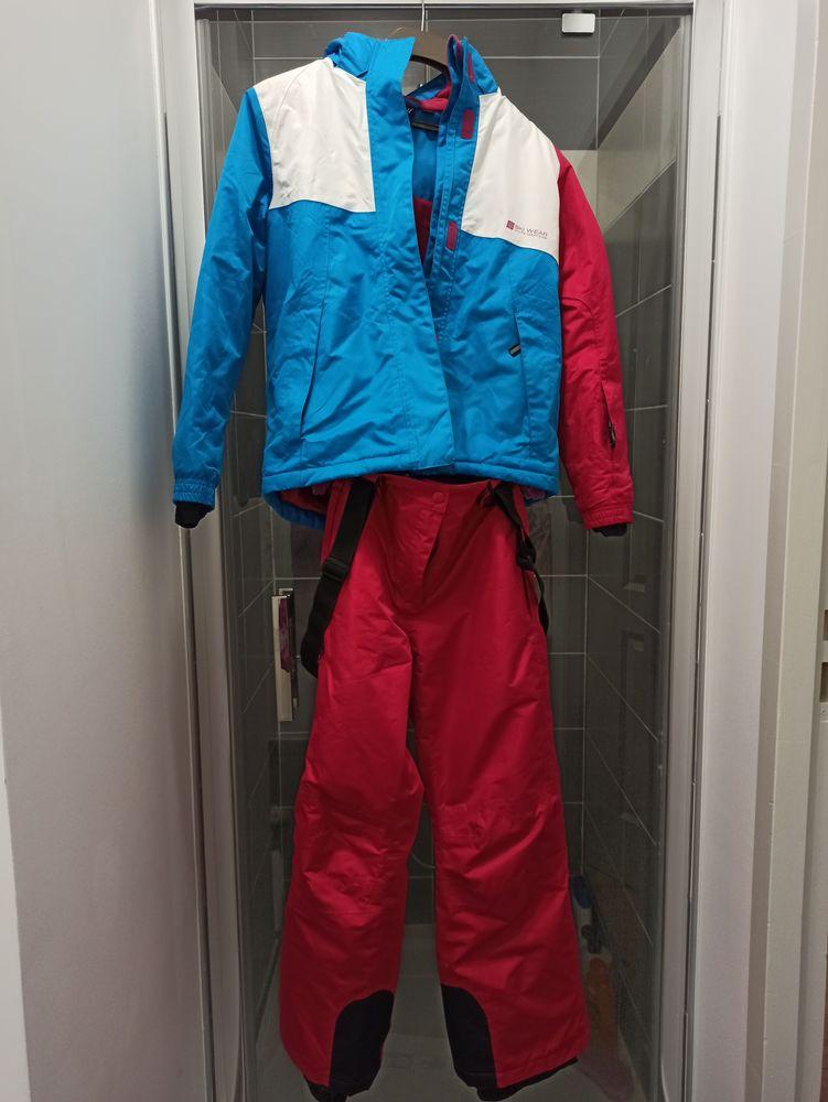 Ensemble ski taille 146-152cm(10-12ans) 10 Annecy (74)