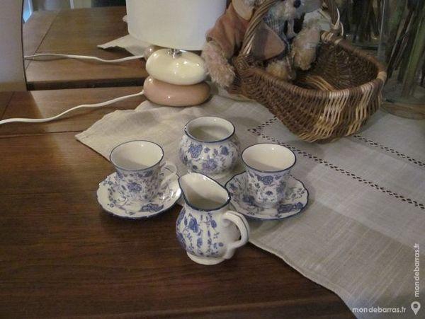 Ensemble 2 tasses café 12 Tassin-la-Demi-Lune (69)