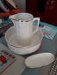Ensemble de toilette céramique  époque 19eme siecle 100 Reuilly (36)