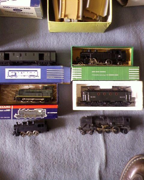 Ensemble trains électriques 0 Trancrainville (28)