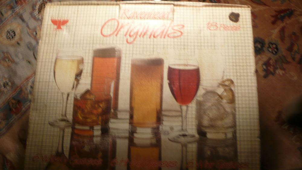 Ensemble de 18 verres de table  Ravenhead  15 Paris 14 (75)