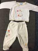 Ensemble de vêtements pour bébé 3 m Disney WINNIE L'OURSON 6 Saint-Chinian (34)