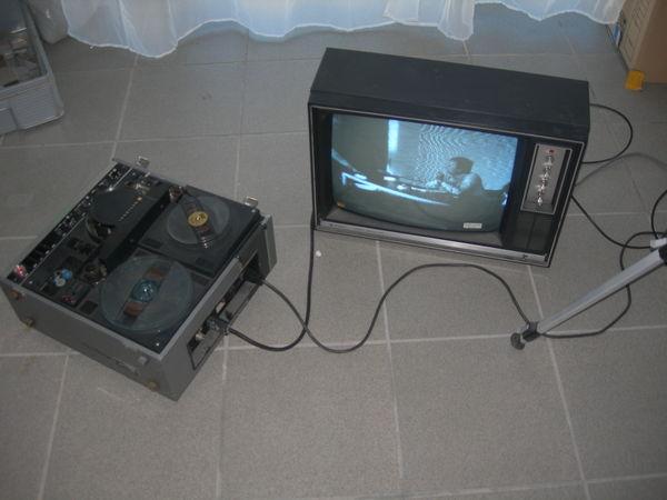 Ensemble video  n&b  3/4  pouces  NATIONAL  Panasonic 0 Castries (34)