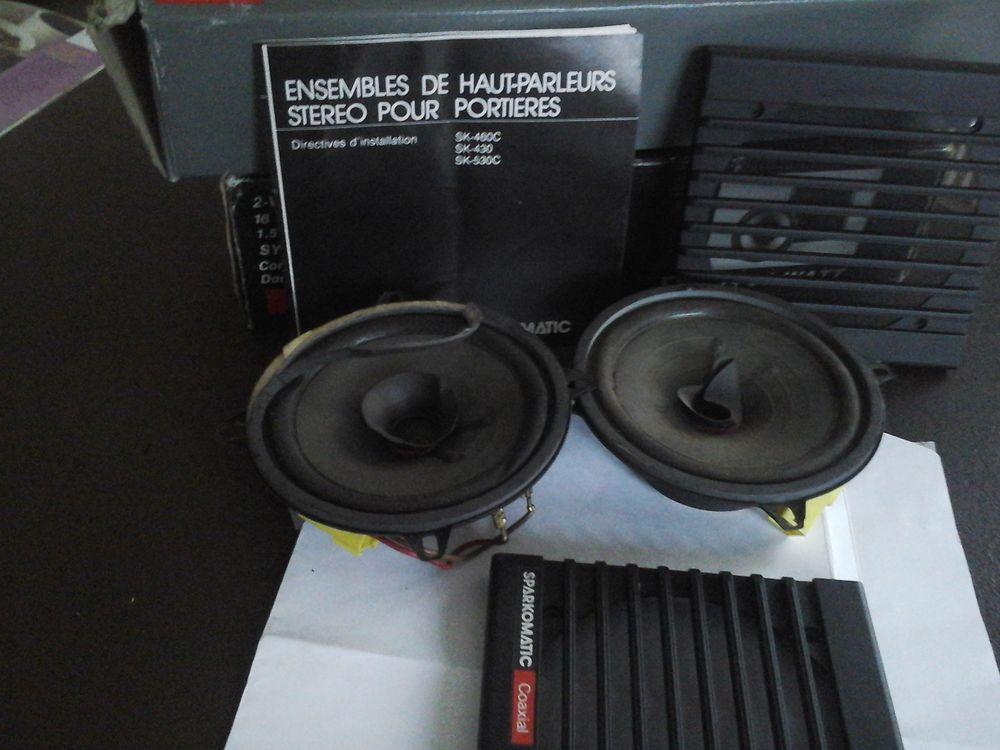 ensembles haut parleurs stéréo pour portières 0 Bruz (35)