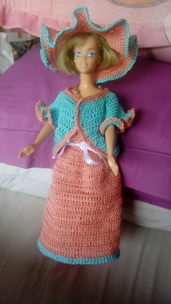 Ensembles pour poupées mannequin 4 Ronchamp (70)