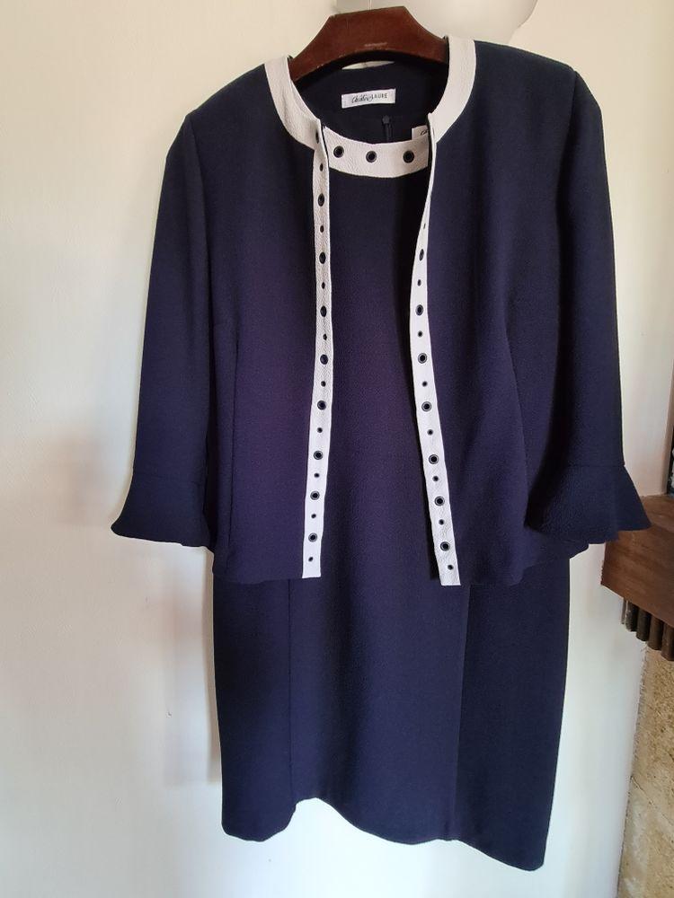 ensembles robe veste Christine Laure Vêtements