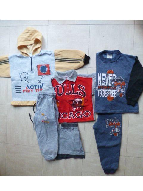 5 ans -  lot  2 - ensembles sweats + pantalons - zoe 0 Martigues (13)