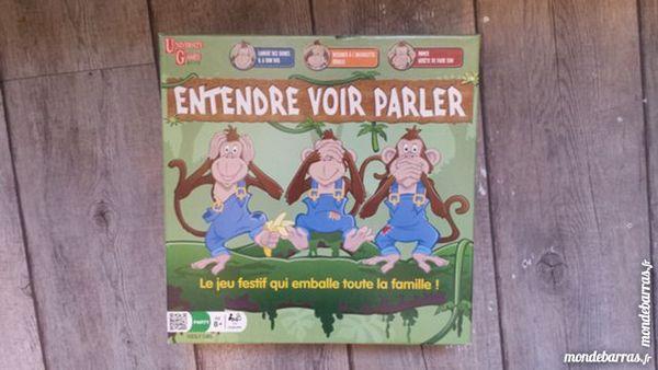 Entendre Voir Parler - jeu de société 8 Bordeaux (33)