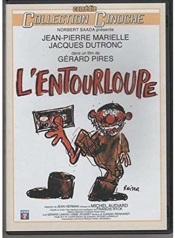 DVD L ENTOURLOUPE 7 Nantes (44)