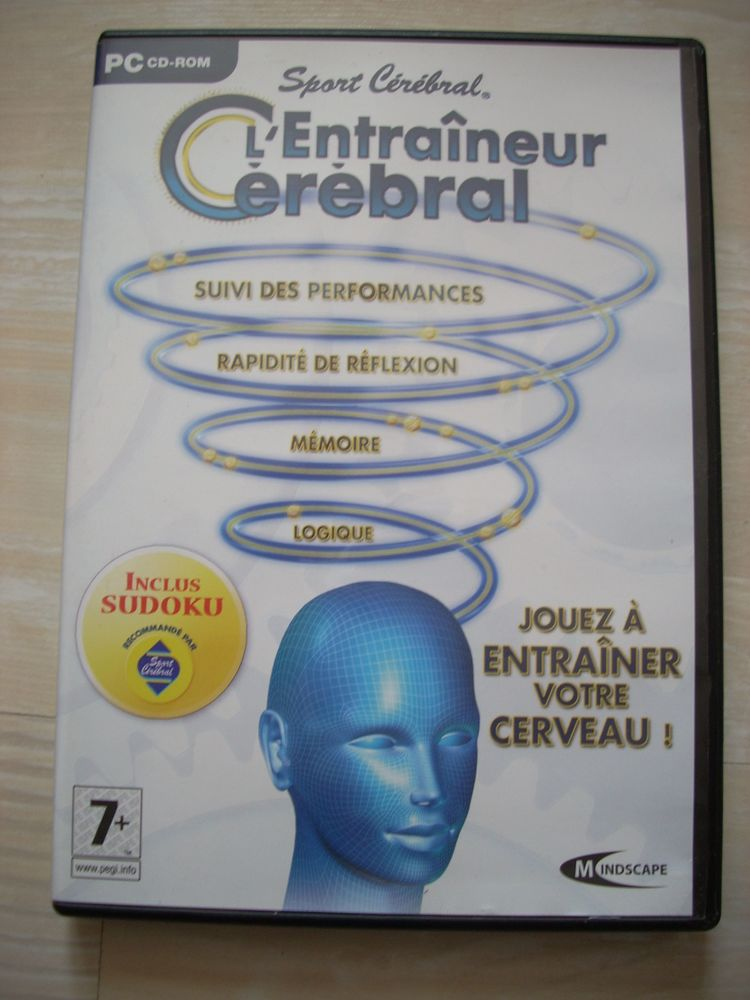 L'entraineur cérébral 3 Issou (78)