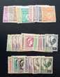 Entre 620 et 648  série timbres avec charnière