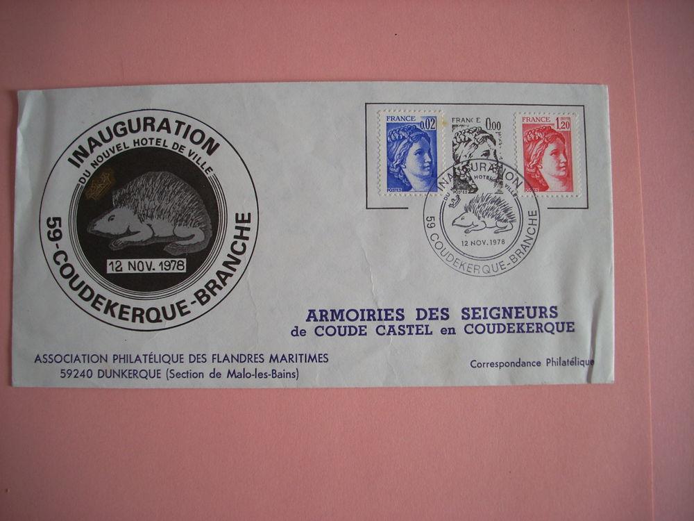 Enveloppe philatélique armoiries des seigneurs 4 Issou (78)