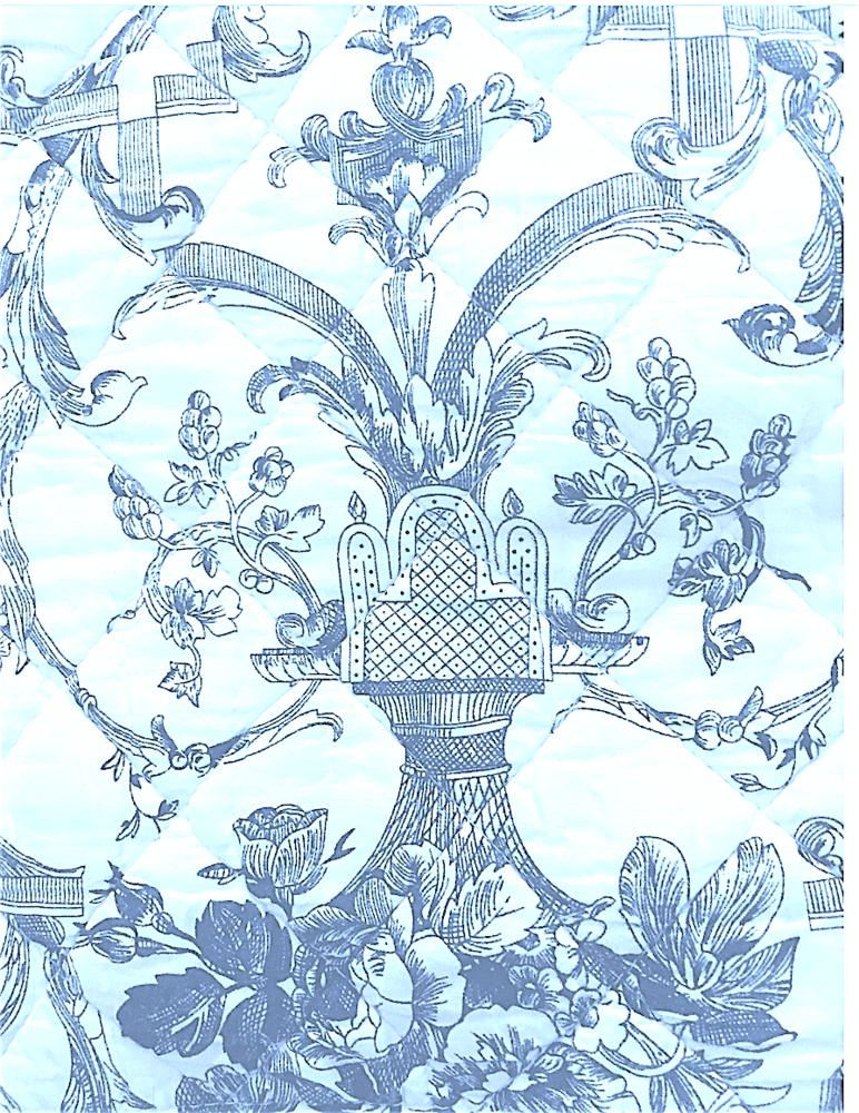 2  enveloppes de coussins  en TOILE  DE JOUY 8 Neuilly-sur-Seine (92)
