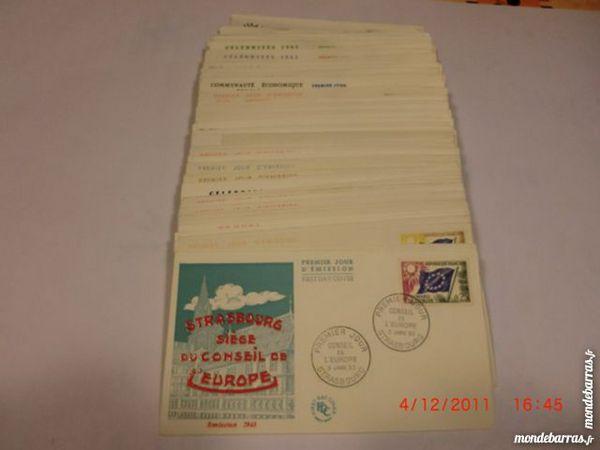 lot enveloppes premier jour FDC 1963   p12 26 Grézieu-la-Varenne (69)