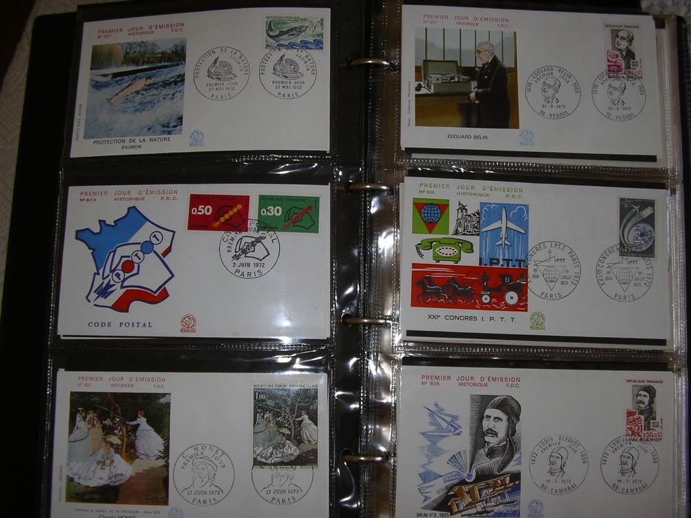 Enveloppes premier jour avec timbres 0 Flassans-sur-Issole (83)