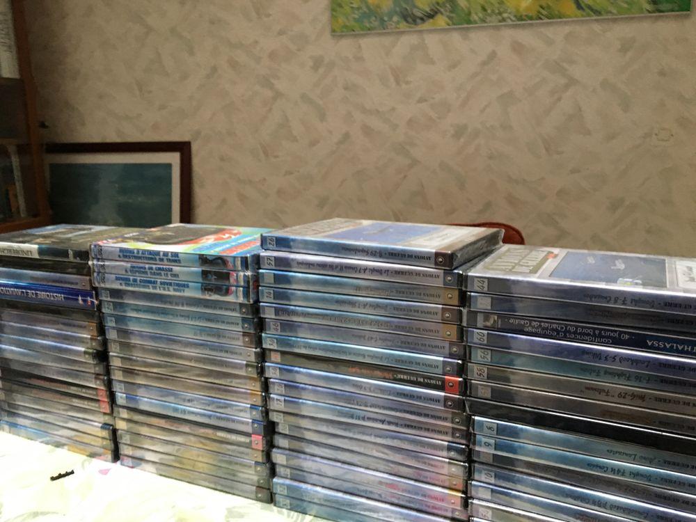 environ 60 DVD sur l'aviation chaque DVD 300 Taverny (95)