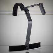 Epaulière légère pour caméra 120 Espeluche (26)