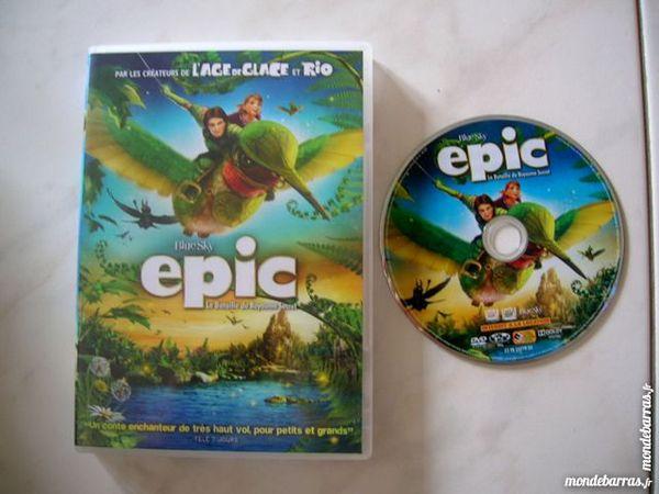 DVD EPIC La Bataille du Royaume Secret 7 Nantes (44)