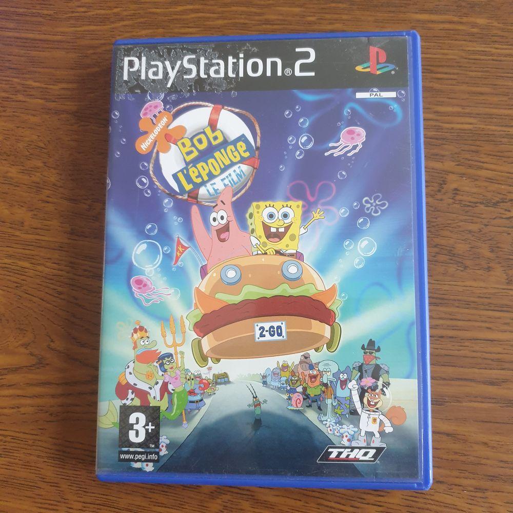 Bob l eponge le film sur PS2 5 Lunéville (54)