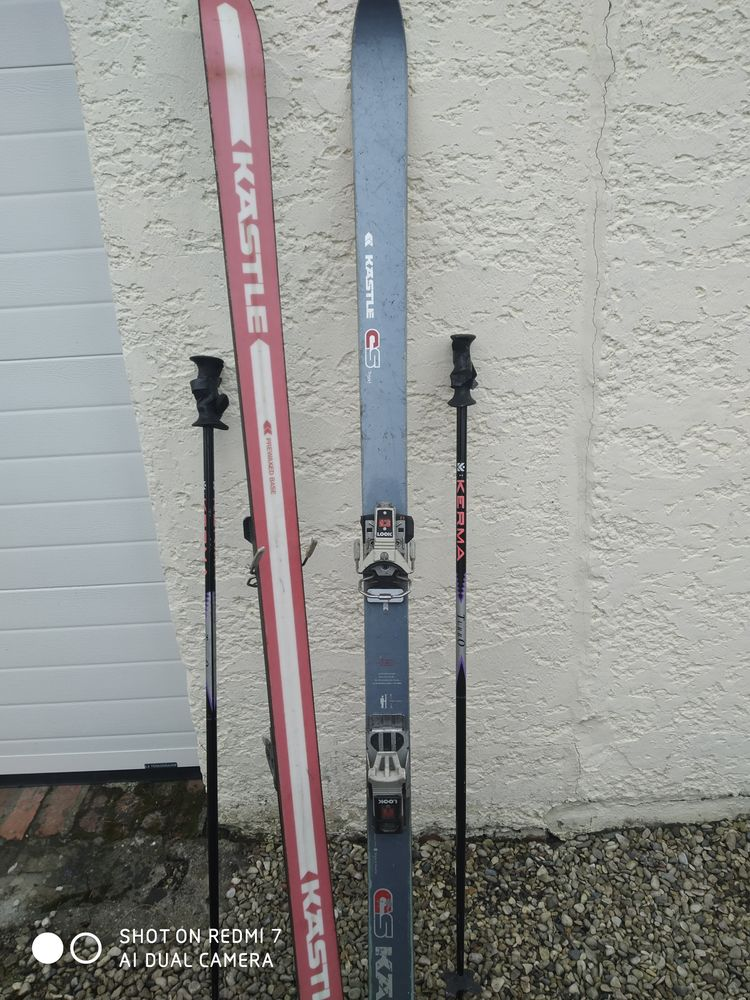 Equipement ski alpin 50 Sin-le-Noble (59)