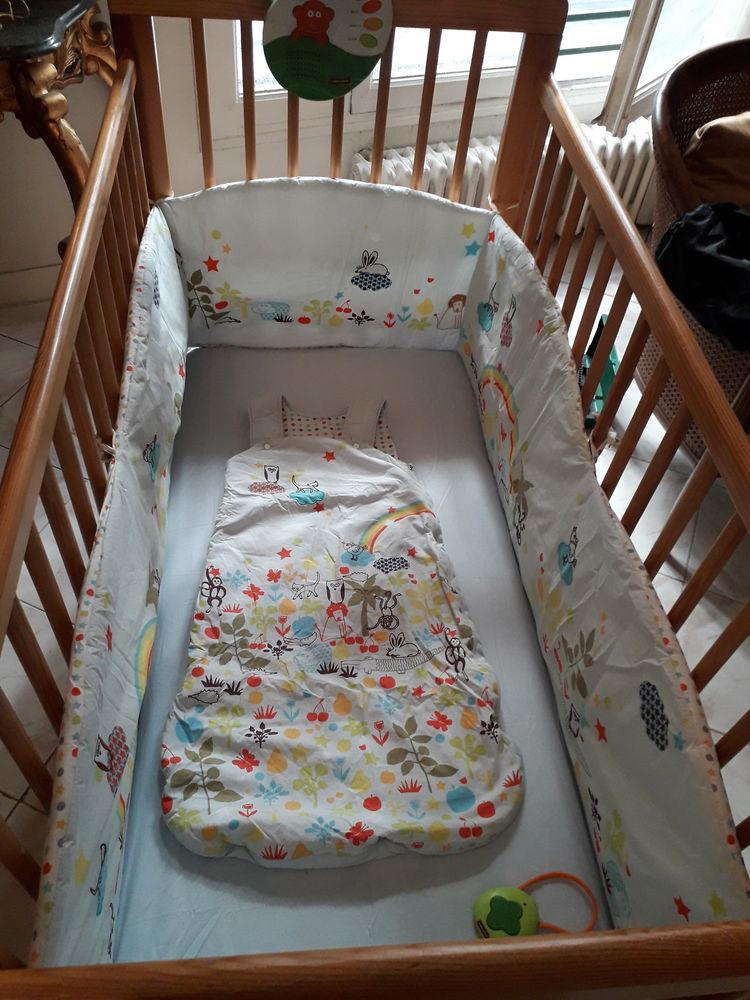 équipement complet pour nuit de bébé 40 Marseille 4 (13)