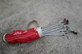 equipement de golf dans son sac porteur 95 Amélie-les-Bains-Palalda (66)