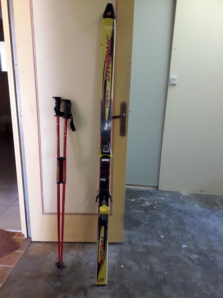 Equipement de ski 50 Pélissanne (13)