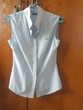 Equitation chemise de dressage