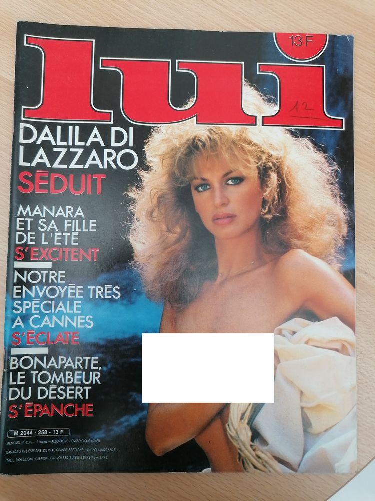 Lui n°258 et 261 mag erotique, pour collectionneur 20 Leers (59)