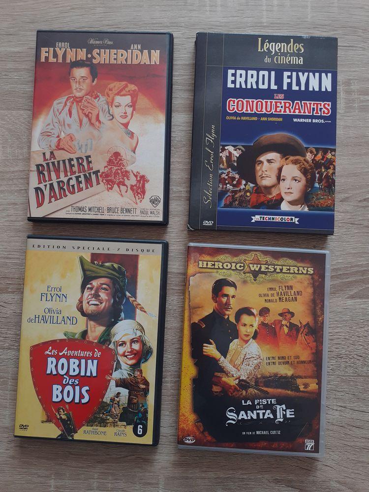 DVD   Errol Flynn   ......  20 Le Vernois (39)