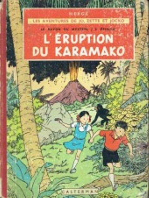 L'ERUPTION DU KARAMAKO 25 Brie-Comte-Robert (77)