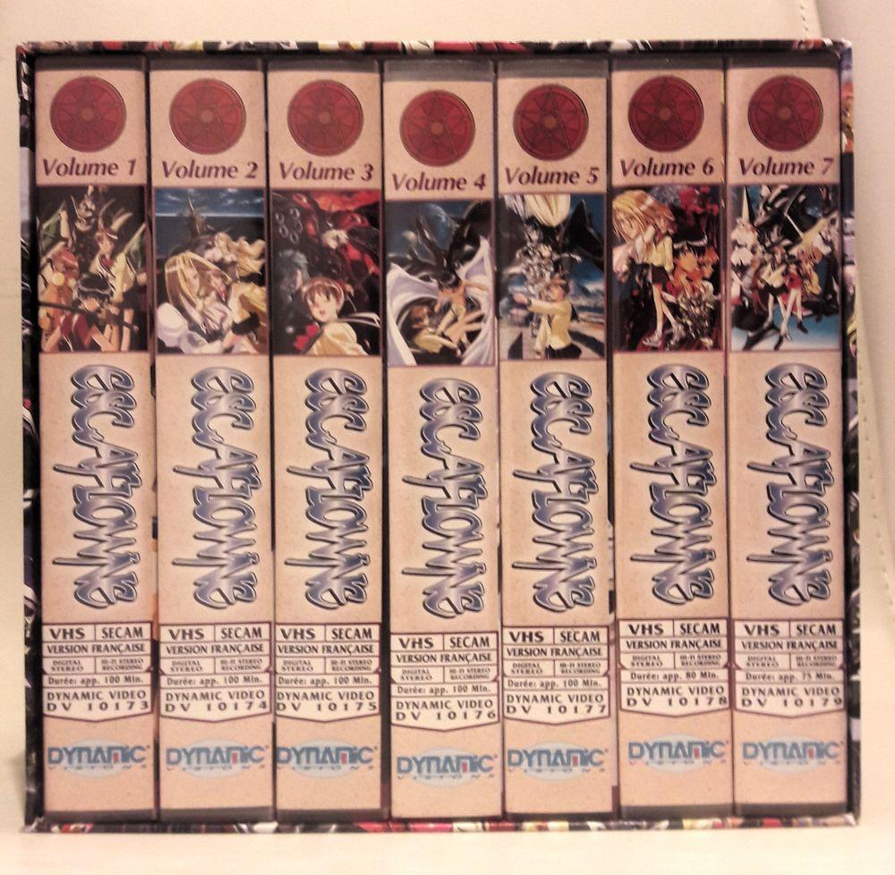 ESCAFLOWNE en VHS 5 Saint-Clément (89)