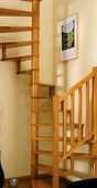Escalier hélicoïdal 1500 Paris 18 (75)