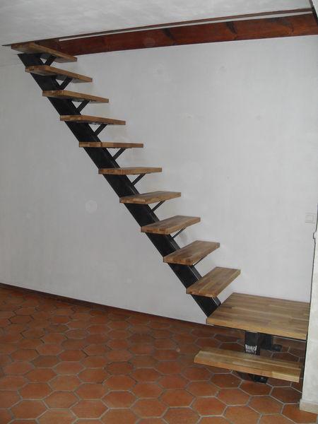 escalier quart tournant occasion