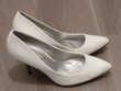 Escarpins blanc Chaussures