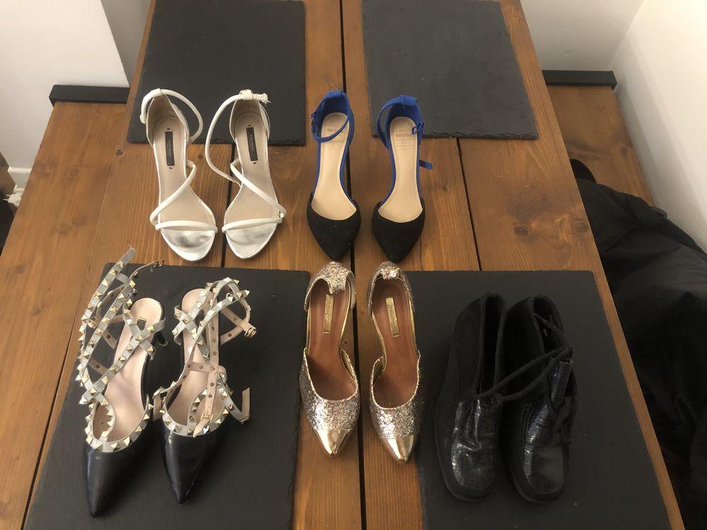 Escarpins Chaussures à talons 10 Nice (06)
